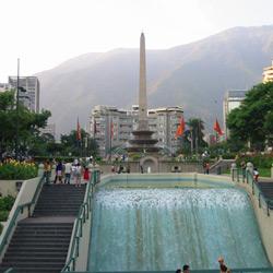 Каракас — город, картинка цветная