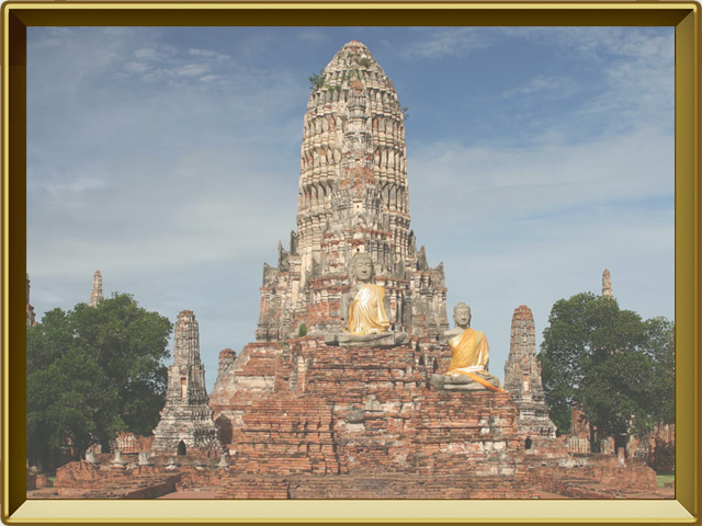 Катманду — город, фото в рамке №1