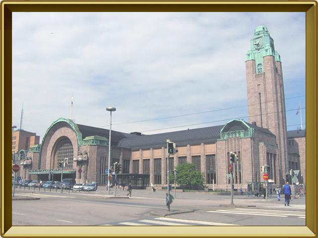 Хельсинки — город, фото в рамке №3