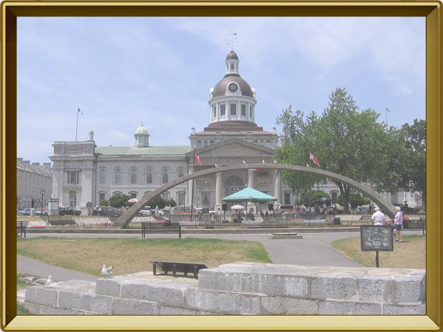Кингстон — город, фото в рамке №1