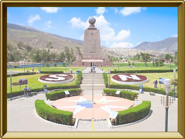 Кито — город, фото в рамке №3