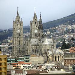 Кито — город, картинка цветная
