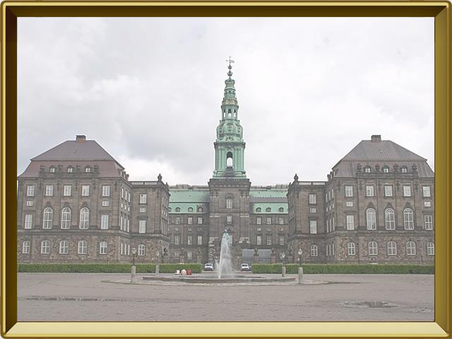 Копенгаген — город, фото в рамке №2