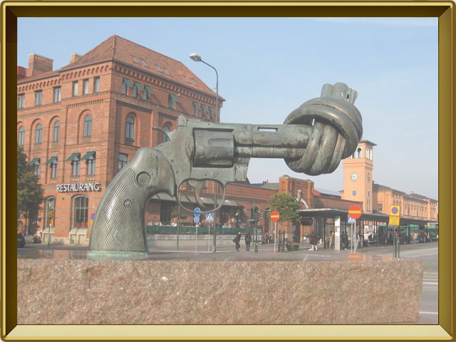 Копенгаген — город, фото в рамке №3
