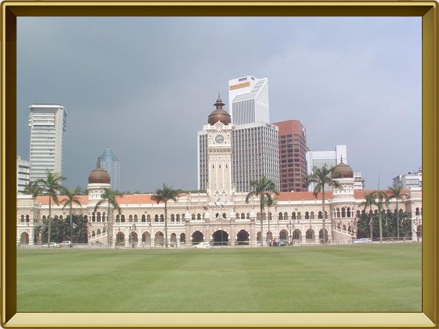 Куала-Лумпур — город, фото в рамке №3