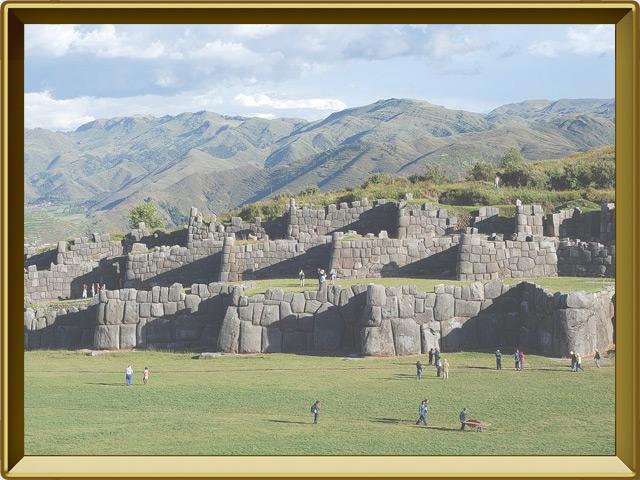 Куско — город, фото в рамке №2