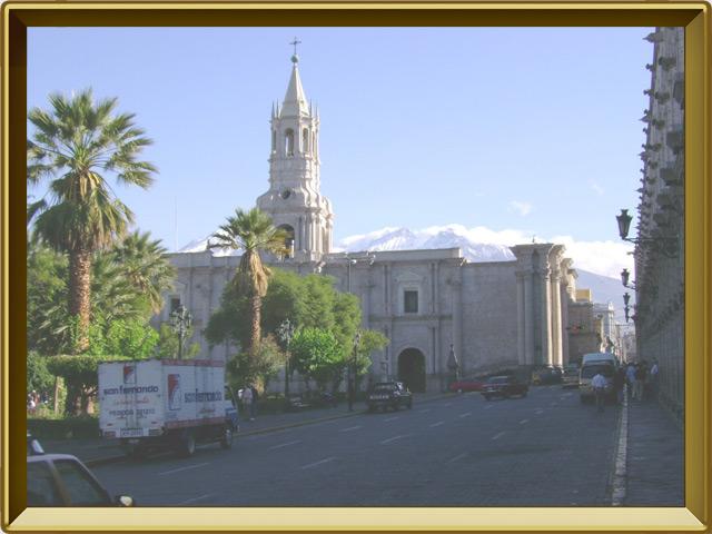 Ла-Пас — город, фото в рамке №2