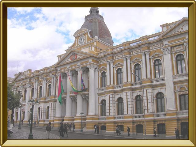Ла-Пас — город, фото в рамке №3