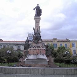Ла-Пас — город, картинка цветная