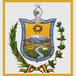 Ла-Пас — герб города, картинка цветная