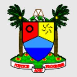 Лагос — герб города, картинка цветная