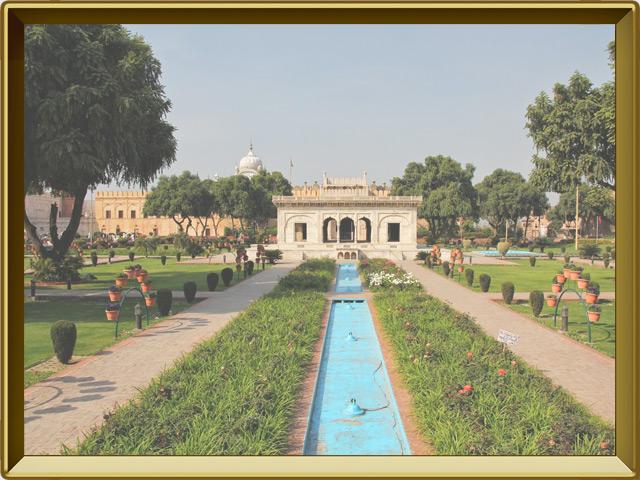 Лахор — город, фото в рамке №3
