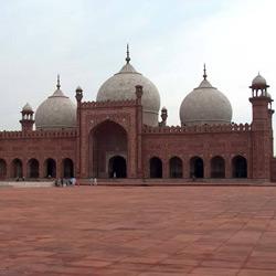 Лахор — город, картинка цветная