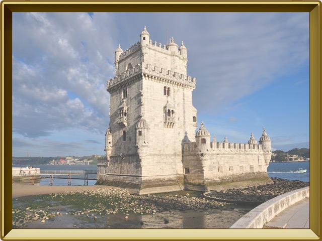 Лиссабон — город, фото в рамке №2