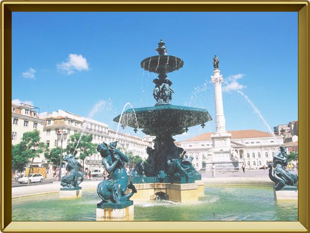 Лиссабон — город, фото в рамке №3