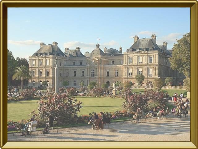 Люксембург — город, фото в рамке №3