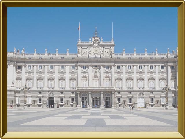 Мадрид — город, фото в рамке №2