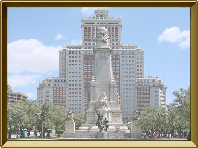 Мадрид — город, фото в рамке №3