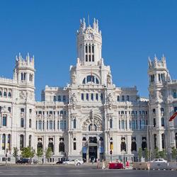 Мадрид — город, картинка цветная