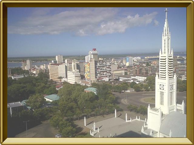 Мапуту — город, фото в рамке №1