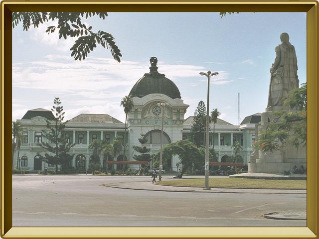 Мапуту — город, фото в рамке №3