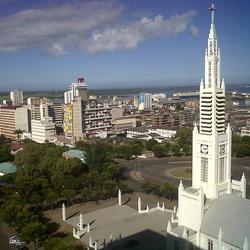 Мапуту — город, картинка цветная
