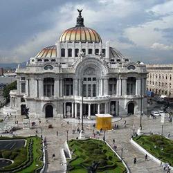 Мехико — город, картинка цветная