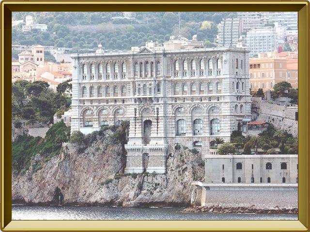 Монако — город, фото в рамке №1