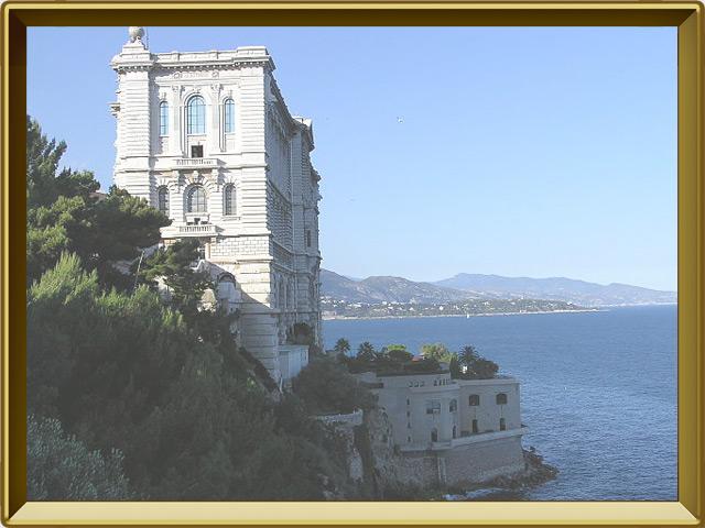 Монако — город, фото в рамке №2