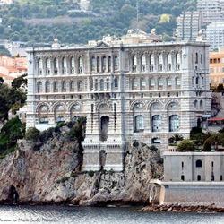 Монако — город, картинка цветная