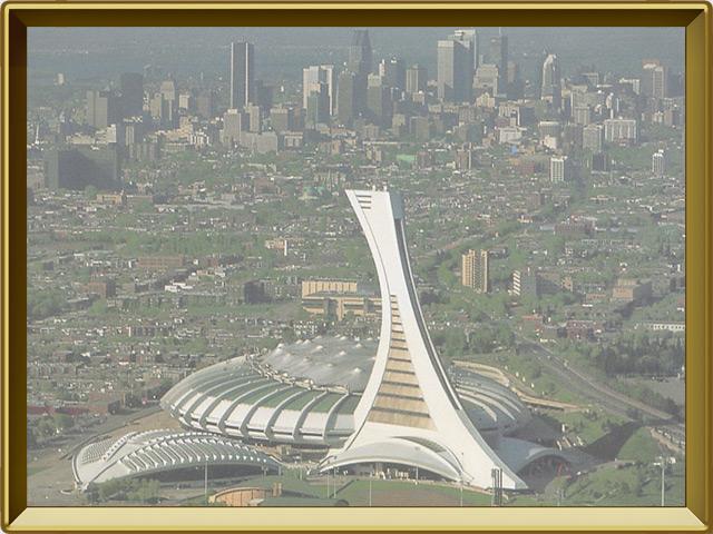 Монреаль — город, фото в рамке №1
