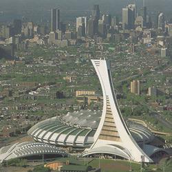 Монреаль — город, картинка цветная