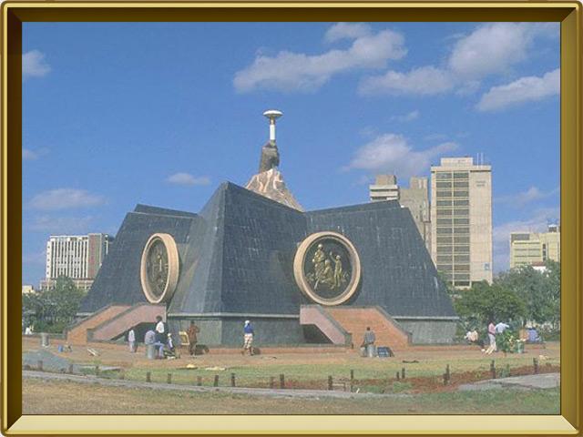 Найроби — город, фото в рамке №2