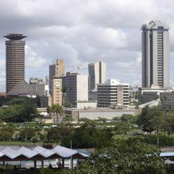 Найроби — город, картинка цветная