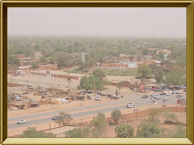 Ниамей — город, фото в рамке №3