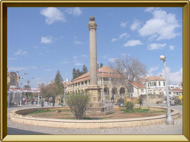 Никосия — город, фото в рамке №3