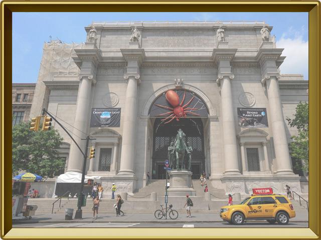 Нью-Йорк — город, фото в рамке №2