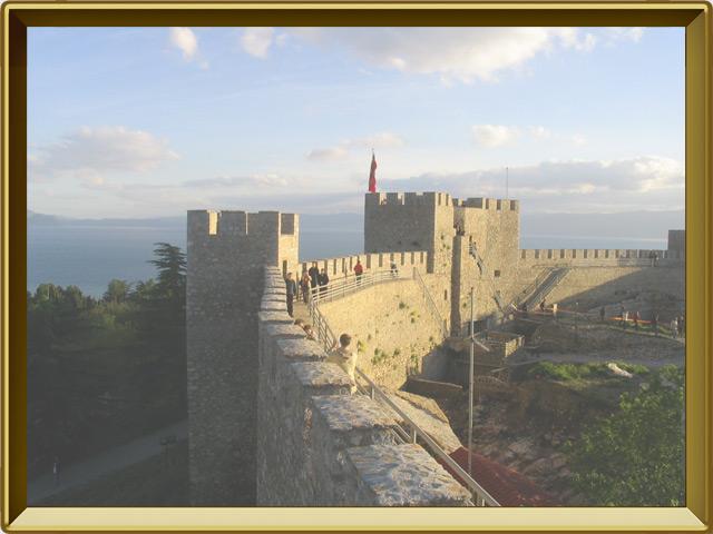 Охрид — город, фото в рамке №1