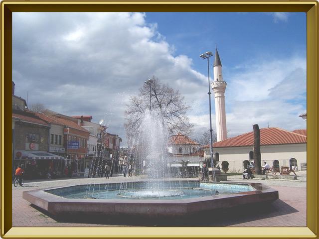 Охрид — город, фото в рамке №3