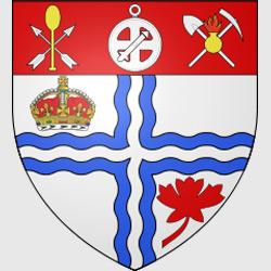 Оттава — герб города, картинка цветная