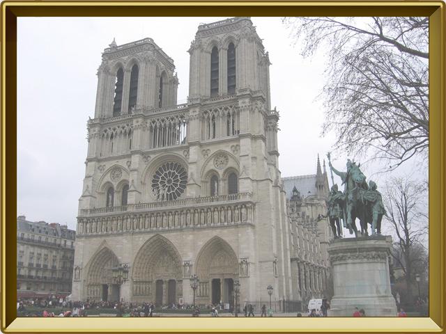 Париж — город, фото в рамке №2