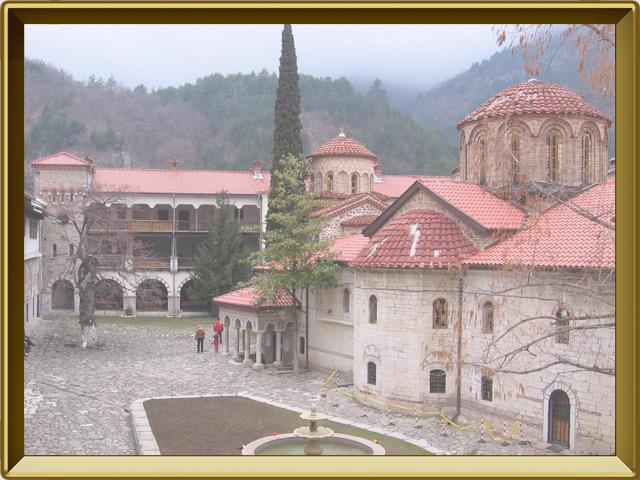 Пловдив — город, фото в рамке №1