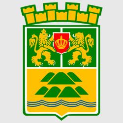 Пловдив — герб города, картинка цветная
