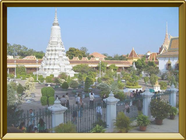 Пномпень — город, фото в рамке №2