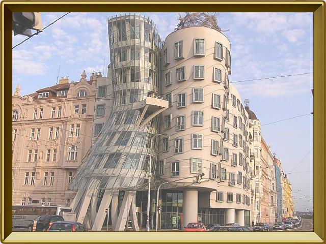 Прага — город, фото в рамке №3