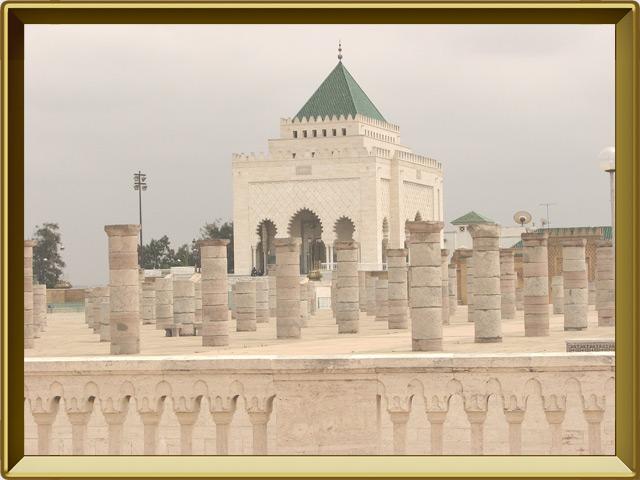 Рабат — город, фото в рамке №1