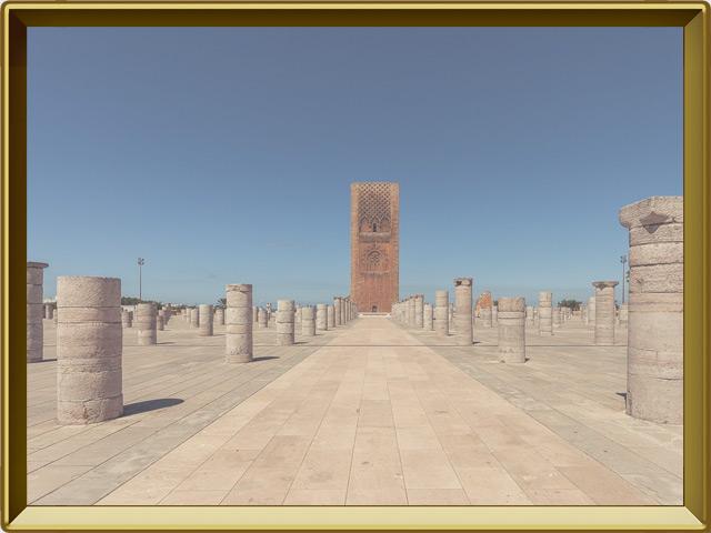 Рабат — город, фото в рамке №2