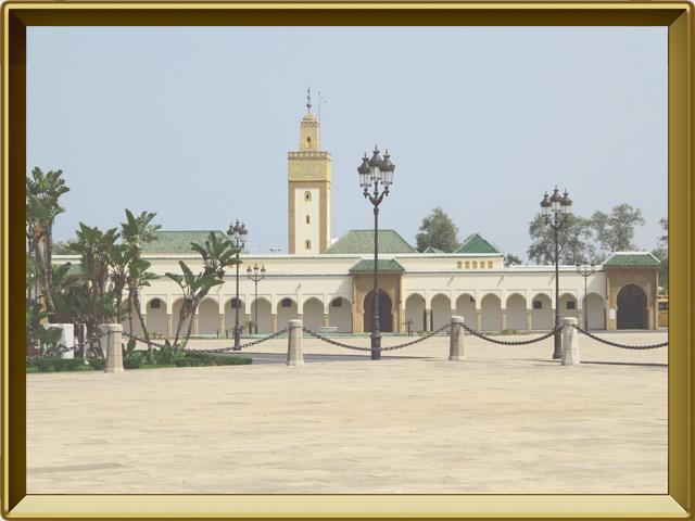 Рабат — город, фото в рамке №3