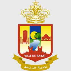 Рабат — герб города, картинка цветная
