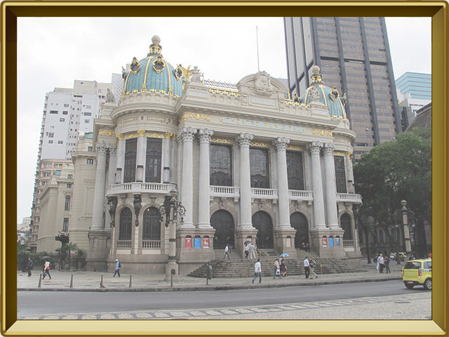 Рио-де-Жанейро — город, фото в рамке №3